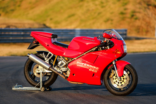 1993 Ducati 888 - ID No. 00011 - Brexit Offer - Free Shipping For Sale (picture 1 of 6)