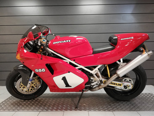 1992 Ducati 888 SP4 limited edition 406/500 SOLD (picture 6 of 6)