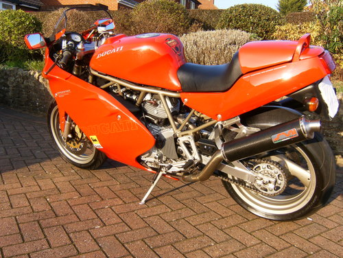 1997 Ducati 900SS For Sale (picture 4 of 6)