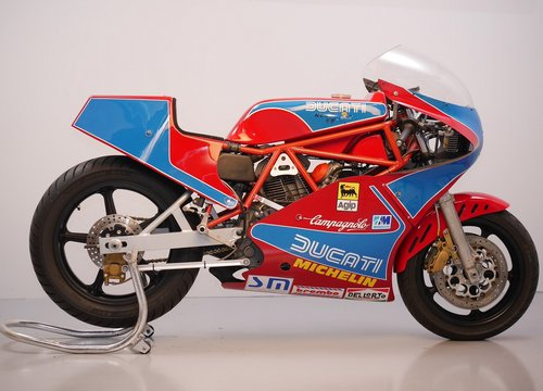 1985 Ducati TT1 fantastic spec ! For Sale (picture 1 of 1)