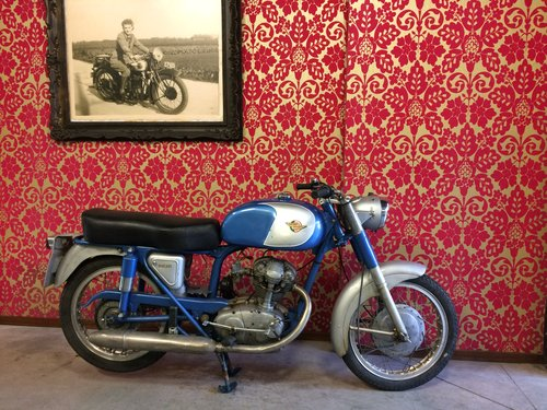 1960 nice ducati 125 overhead camschaft For Sale (picture 1 of 4)