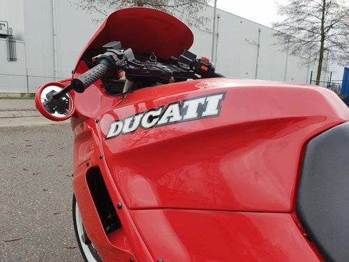 1992 FOR SALE DUCATI PASO 907 IE For Sale (picture 2 of 6)