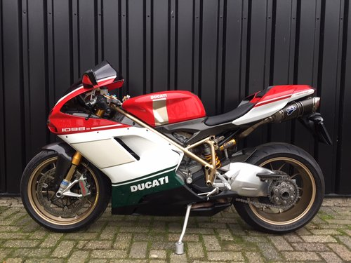 2008 Ducati 1098S Tricolore  For Sale (picture 5 of 6)