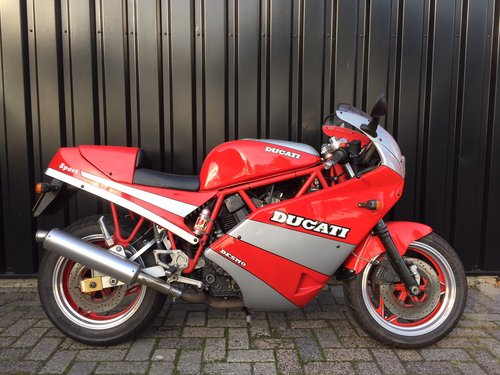 1989 Ducati 750 Sport For Sale (picture 1 of 6)