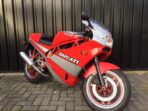 1989 Ducati 750 Sport For Sale (picture 2 of 6)