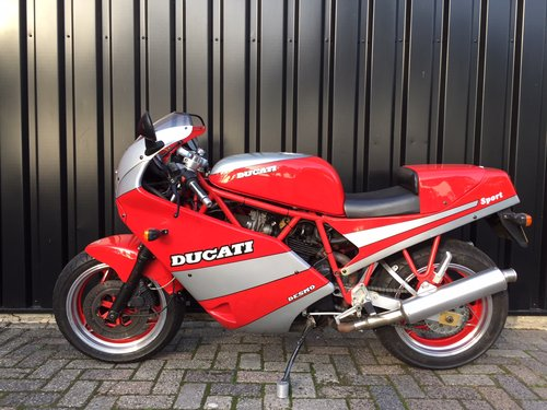 1989 Ducati 750 Sport For Sale (picture 4 of 6)