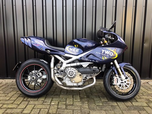 2007 Ducati Vee-Two Squalo 1100S For Sale (picture 1 of 6)