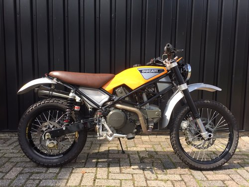 1998 Ducati Scrambler 600 special For Sale (picture 1 of 6)