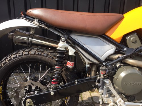 1998 Ducati Scrambler 600 special For Sale (picture 6 of 6)