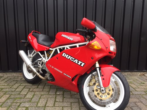 1991 Ducati 900 SS first series, second owner. For Sale (picture 2 of 6)