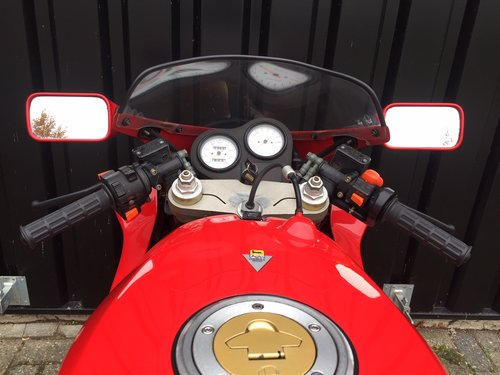 1991 Ducati 900 SS first series, second owner. For Sale (picture 5 of 6)