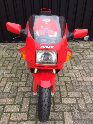 1991 Ducati 900 SS first series, second owner. For Sale (picture 6 of 6)
