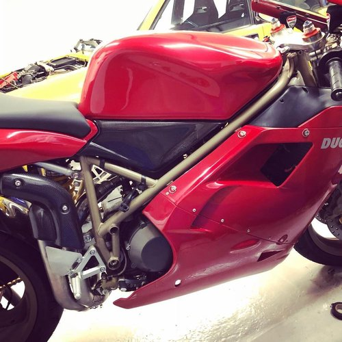 1998 Stunning 98 Ducati 916SPS For Sale (picture 3 of 6)
