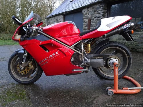 1995 DUCATI 916 SP For Sale (picture 2 of 6)