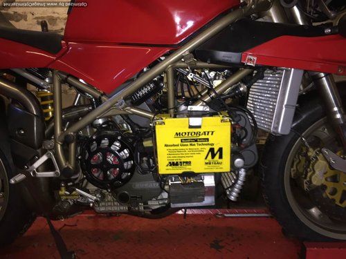 1995 DUCATI 916 SP For Sale (picture 5 of 6)
