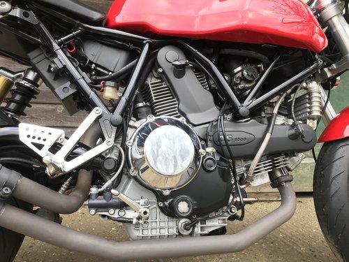 2008 Ducati Sport Classic 1000 Monoposto For Sale (picture 2 of 6)
