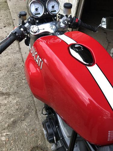 2008 Ducati Sport Classic 1000 Monoposto For Sale (picture 6 of 6)