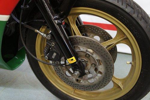 1985 Ducati 900SS Hailwood Replica elec start, UK bike  For Sale (picture 6 of 6)