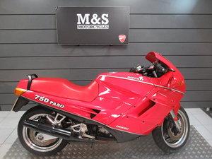 1990 Ducati 750 Paso