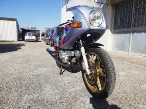 DUCATI PANTAH 500 SL Desmo 1980