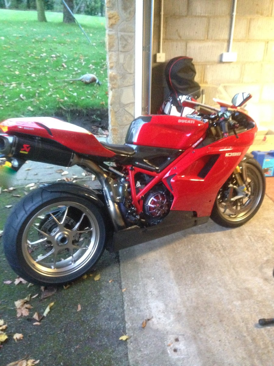 2007 Ducati 1098S For Sale (picture 1 of 4)