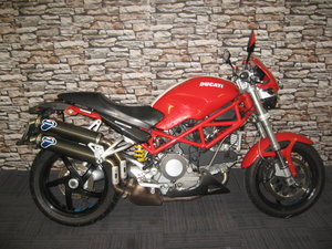 2008 58-reg Ducati Monster S2R 1000