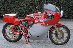 1978 Ducati Daspa NCR Endurance