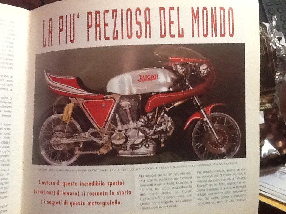 1973 Ducati 750  Spaggiari For Sale (picture 1 of 5)