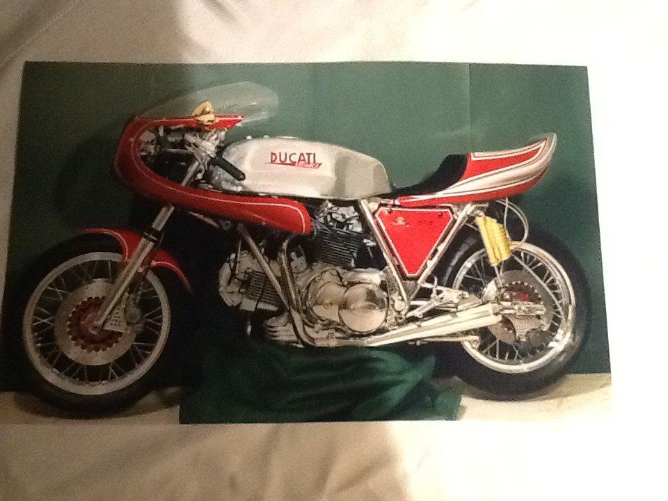 1973 Ducati 750  Spaggiari For Sale (picture 2 of 5)