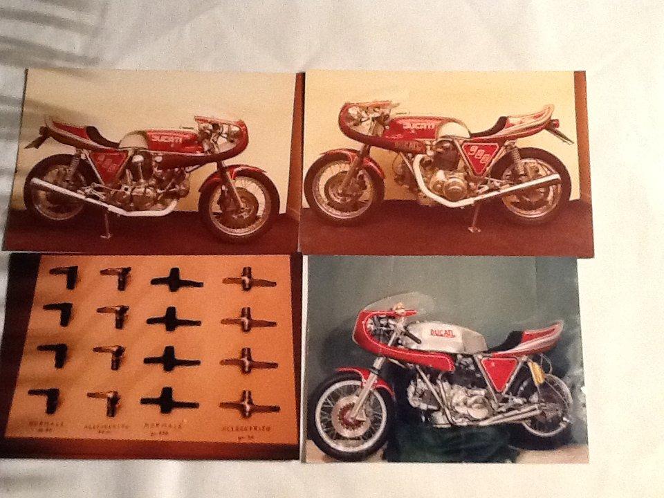 1973 Ducati 750  Spaggiari For Sale (picture 4 of 5)