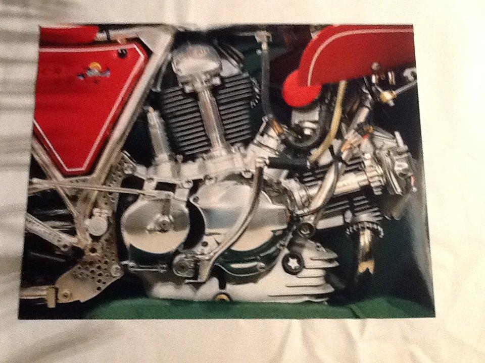 1973 Ducati 750  Spaggiari For Sale (picture 5 of 5)