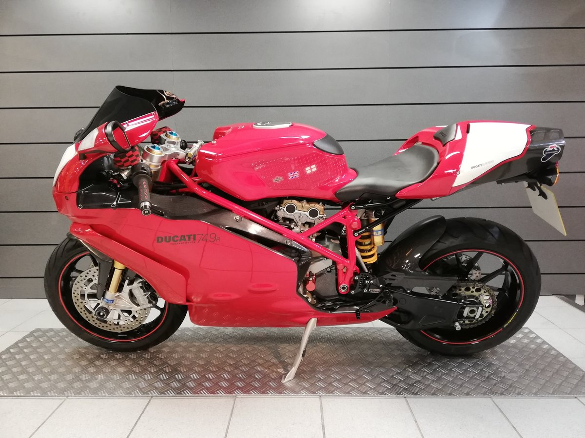 2004 Ducati 749R  For Sale (picture 6 of 6)