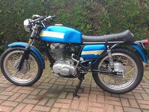 1974 Ducati 450 MK3