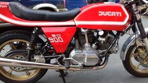 1978 Ducati Darmah SD 900