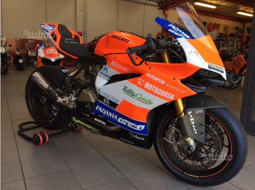 2014 Ducati 1199R by Lorenzo Mauri For Sale (picture 1 of 6)