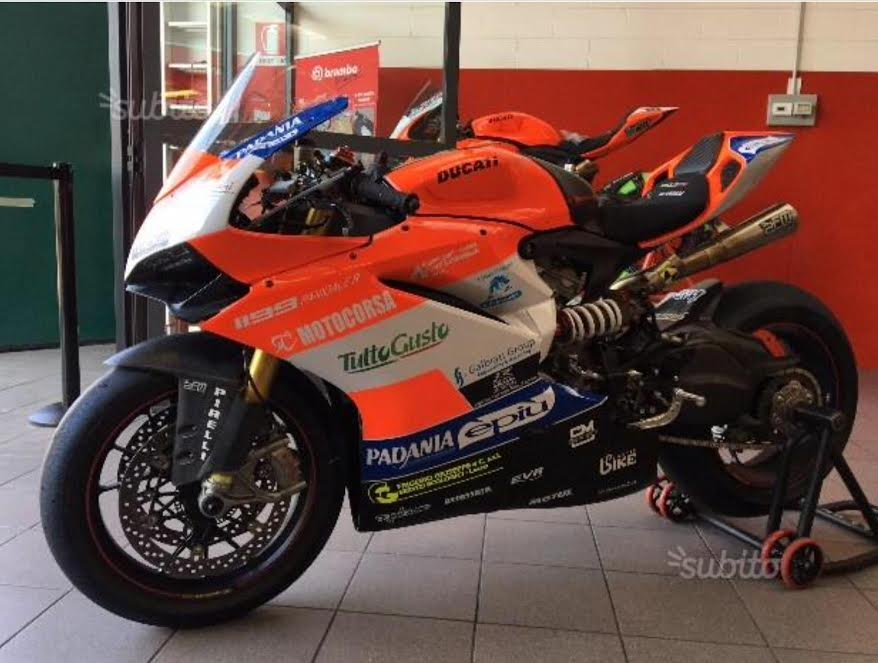 2014 Ducati 1199R by Lorenzo Mauri For Sale (picture 3 of 6)
