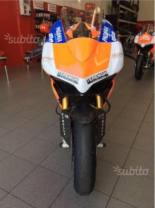 2014 Ducati 1199R by Lorenzo Mauri For Sale (picture 4 of 6)