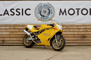 "1994 DUCATI SUPERLIGHT 944R ""BAINES RACING"" For Sale"