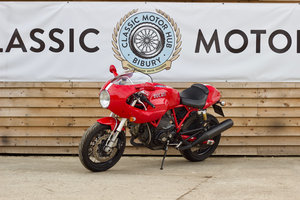Picture of 2007 DUCATI SPORTCLASSIC 1000S SOLD
