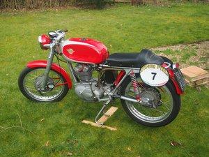 1959 Ducati 125 Sport F3 Replica MotoGiro eligible