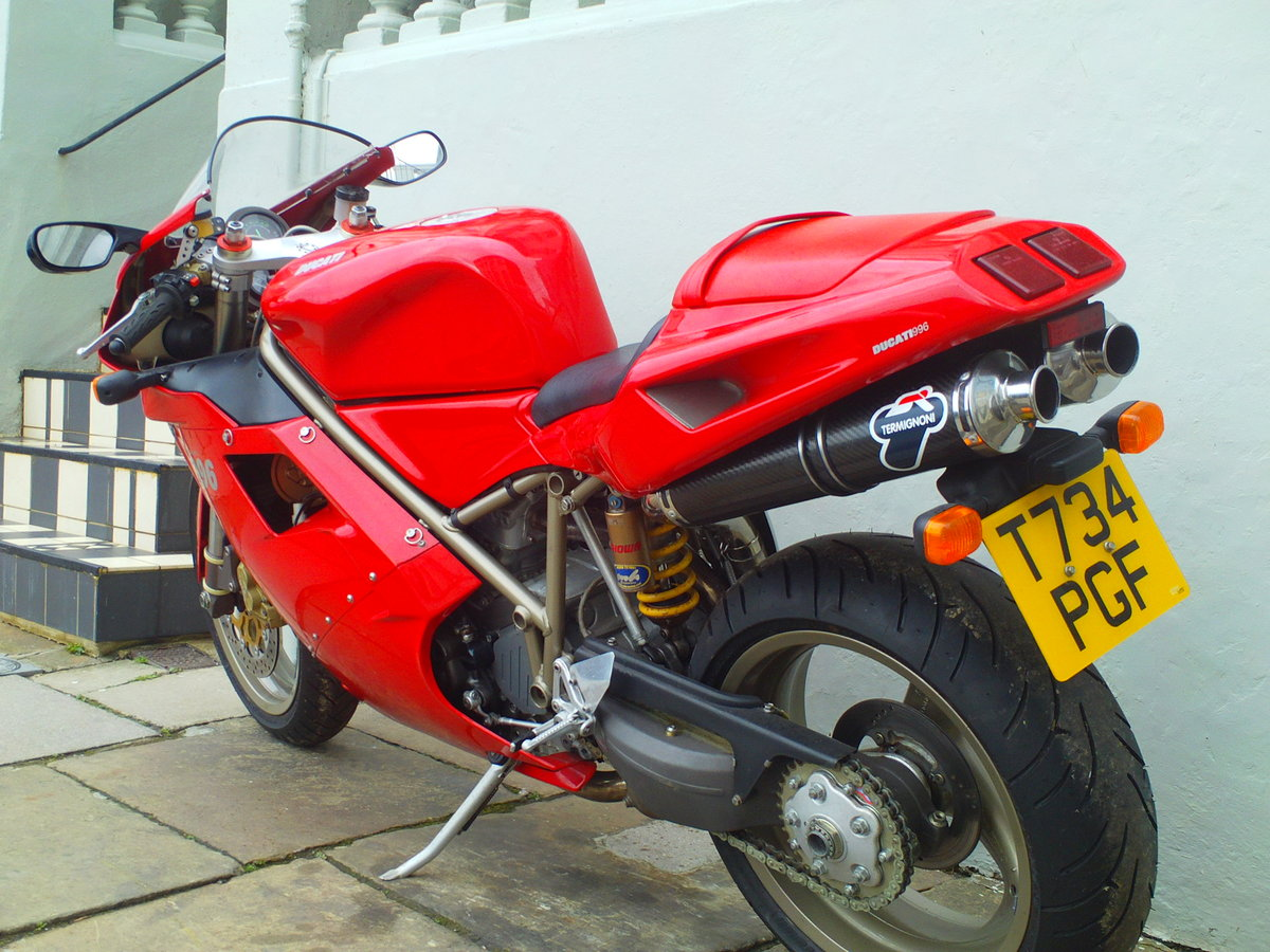 1999 DUCATI 996 BIPOSTO SOLD (picture 4 of 6)