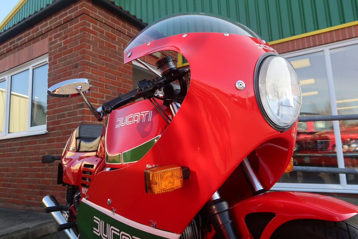 1984 Ducati 900S2 MHR Mike Hailwood Replica  SOLD (picture 1 of 6)