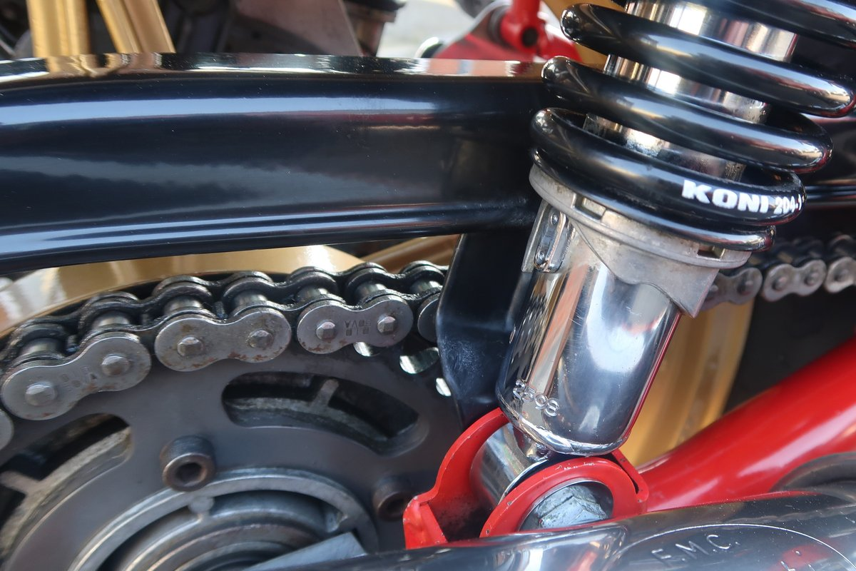 1984 Ducati 900S2 MHR Mike Hailwood Replica  For Sale (picture 5 of 6)