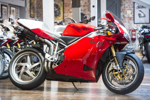 2002 DUCATI 998R ORIGINAL LOW MILEAGE EXAMPLE For Sale