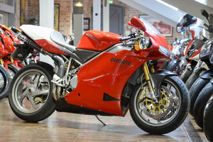 2002 DUCATI 998R Original only 1,547 miles For Sale