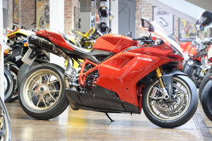 2008 DUCATI 1098R STUNNING CONDITION LOW MILEAGE