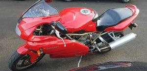 1998 Ducati 900 ss i For Sale