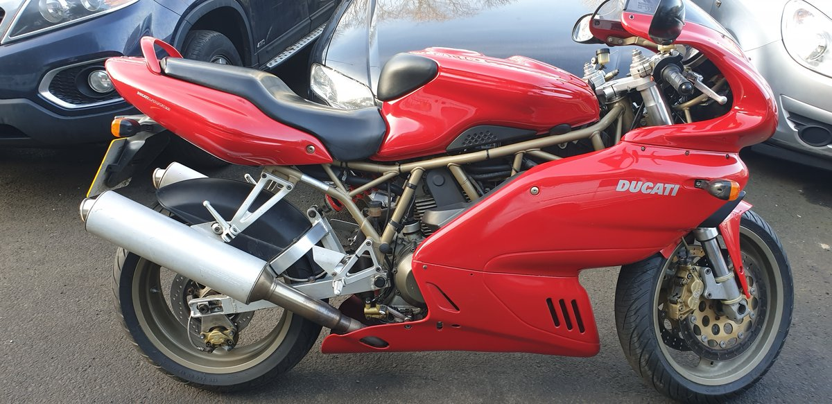 1998 Ducati 900 ss i SOLD (picture 4 of 5)