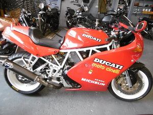 1991 Ducati 900SS All original with Termignoni exhausts  For Sale
