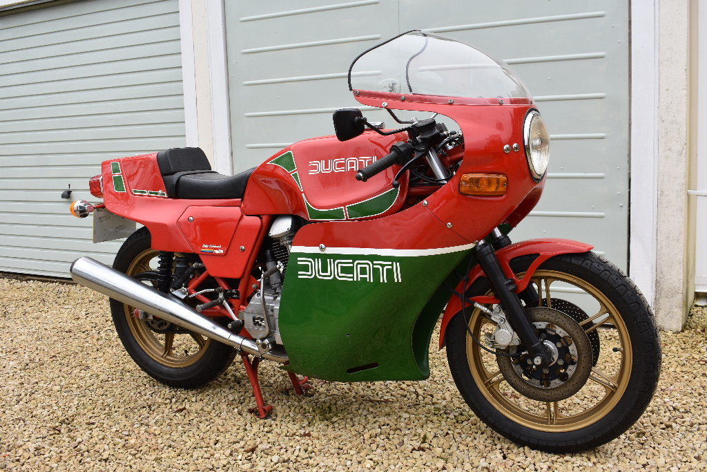 A 1983 Ducati Mike Hailwood Replica - 01/06/2019 For Sale by Auction (picture 1 of 6)